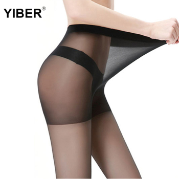Super Elastic Magical Stockings Summer Tights Nylon Pantyhose Anti Hook Sexy Skinny Legs Pantys Strechy Underwear Plus size
