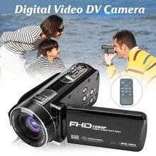 24MP Full HD 4K 1080P Touchscreen Video Camera Handheld DV Professional Night Vision Anti-shake Digi