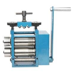 Schmuck Walzwerk Europäischen Manuelle Bedienung Tablet Maschine Schmuck Werkzeug und Ausrüstung