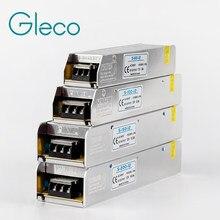 Transformateur d'éclairage, DC12V 5A-16.5A, alimentation AC110V-220V de commutation 60W, 100W, 150W, 200W, adaptateur pilote pour éclairage bande LED