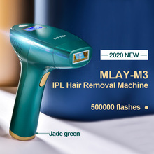 2020 NEW Luxurious MLAY M3 mlay laser Epilator a Laser IPL Hair Removal Electric Epilator 3 in1 Hair Removal Permanent for Women