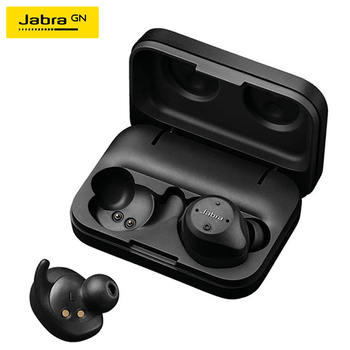 Jabra Elite Sport True Wireless Bluetooth Earphone Advanced TWS Sport Earbuds Smart Headset Noise Cancellation Waterproof Electronics Wireless Earphones