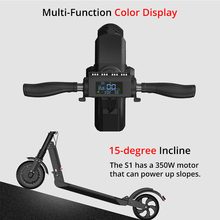 Folding Speed Electric Scooter 3 Speed Modes 8 Inche IP54 30KM 3-6day