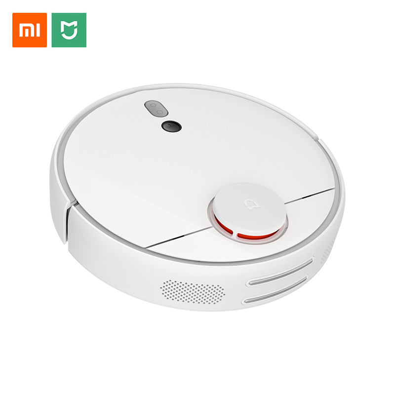 2019 Xiaomi Mi Robot Vacuum Cleaner 1S for Home Automatic Sweeping Charge Smart Planned LDS WIFI Mijia APP Control Dust Cleaner