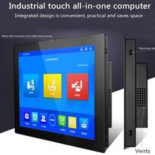Промышленный планшет 173 дюйма 185 celeron j1900 wi fi rs232