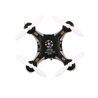 FQ777 124 2.4G 4CH Six axis Gyro Mini Drone 360 Degree Flip Headless Mode One Key Return RC Pocket Quadcopter RTF with Light|RC Helicopters| |  -