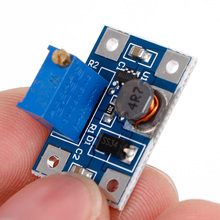 DC-DC 2-24V to 2-28V 2A SX1308 Adjustable Power Module Step Up Boost Converter X6HB sx1308 b628 2a sot 23 25v