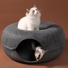 Съемный одноразовый кошачий наполнитель двухслойный композитный