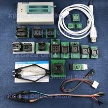 V10.27 XGecu TL866II Plus uniwersalny programator USB obsługa 15000 + IC SPI Flash NAND EEPROM MCU wymień TL866A TL866CS + 16 części