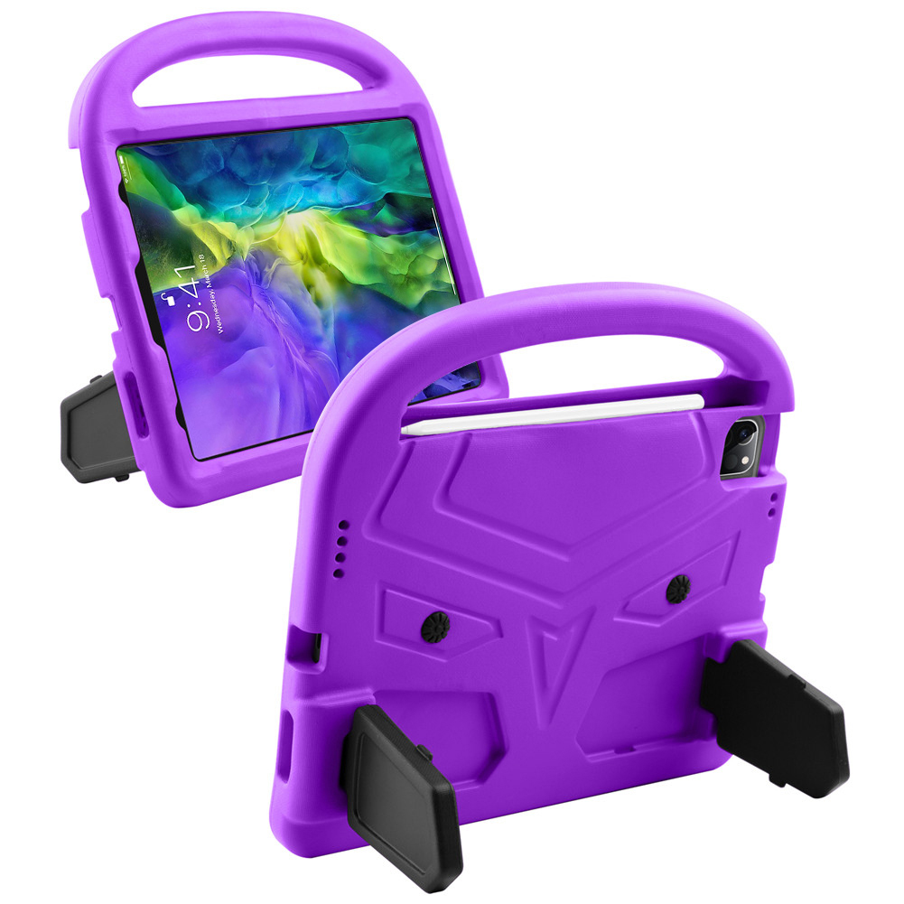Case Stand Tablet Kids Cover iPad A2316 Case 4 2020 Air Handle A2324 for Safe EVA