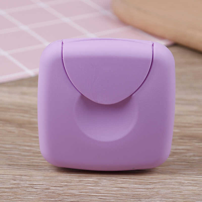 Tamponlar kutusu kadın temizlik peçeteleri çubuk Tampon kutusu taşınabilir seyahat kutusu vajina tamponlar ile benzer regl kupası tutmak için Tampon