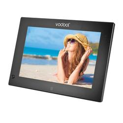 VODOOL 10 inch HD Digital Photo Frame 1280*800 LED Backlight 4GB Electronic Album Picture Music Video Player With Motion Sensor