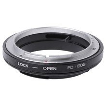 цены Fd-Eos Mount Adapter Ring For Canon Fd Lens To Ef Eos Mount Camera Camcorder New Jul-18A