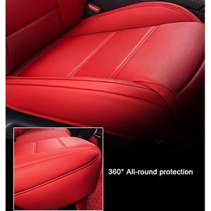 Image 4 - kokololee Custom Leather car seat cover For MAZDA ATENZA 6 CX 7 CX 4 CX 5 Axela MAZDA 3 8 2 5 CX 9 CX 3 Automobiles Seat Covers
