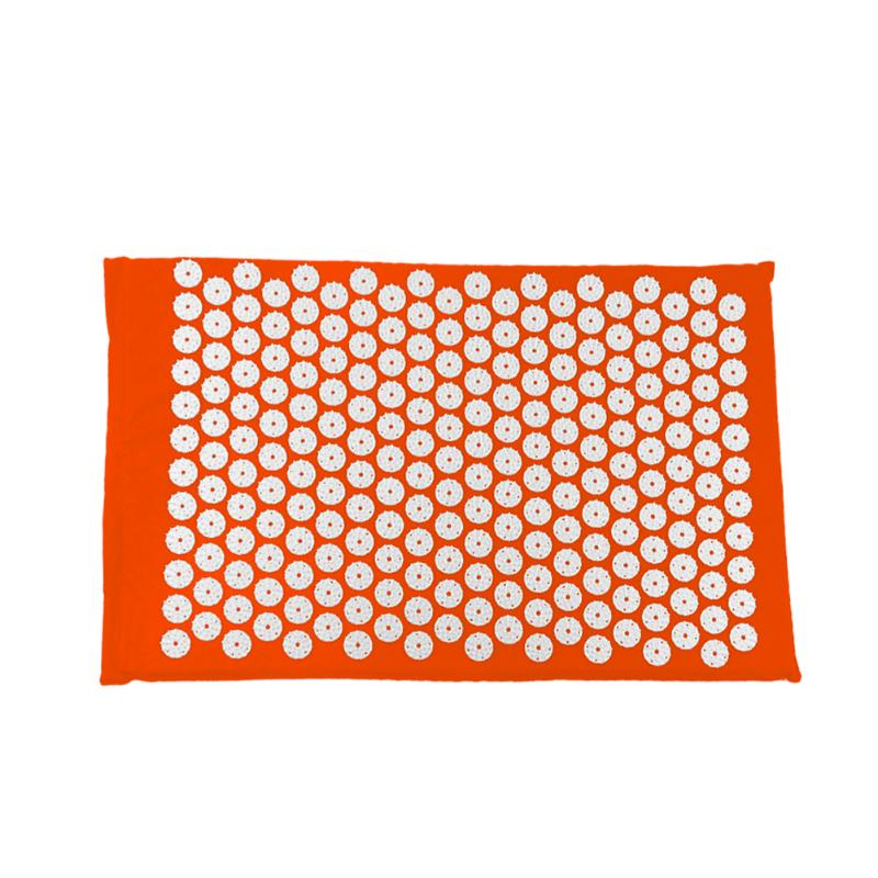 Acupressure Massage Mat with Pillow set to body Relaxation to Release Stress and Tension 12