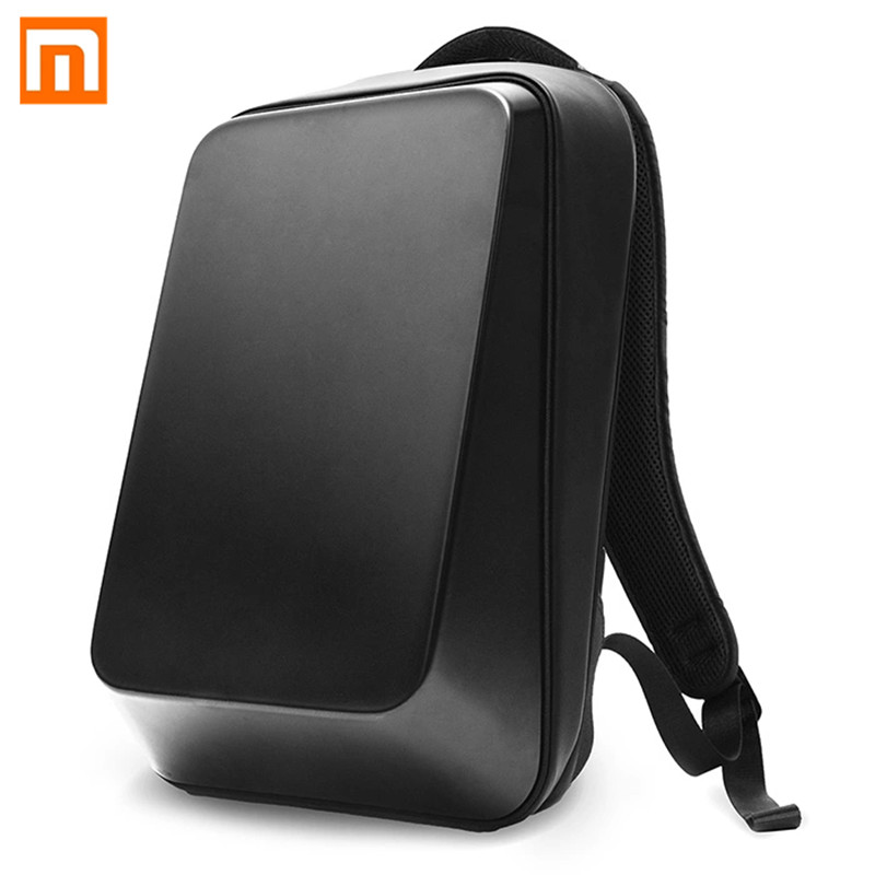 New Xiaomi BEABORN Series Backpack 15.6 Inch Waterproof Leisure Laptop Backpacks PU Business Backpack