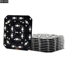 10 sztuk/18x3w RGB 3in1 Led lampa Par dedykowane tablica led 12V listwa świetlna Led