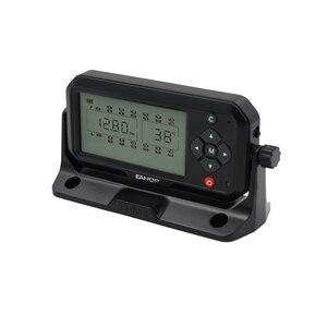 Image 2 - EANOP sistema de supervisión de presión de neumáticos TPMS 16/26, alarma de presión de neumáticos, sensores internos BAR/PSI
