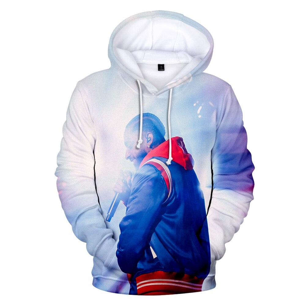 US Rapper Nipsey Hussle 3D Hoodies Men/Women Aikooki Hot Fall Winter Fashion Hip Hop Hoodie 3D Print Nipsey Hussle Men's Hoodies