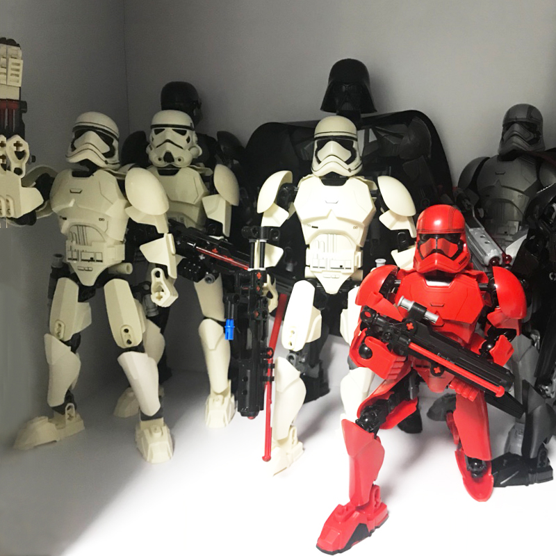 """12pcs Weapon Guns Accesories For STAR WARS Clone Wars Trooper 3.75/"""" Figure toy"""