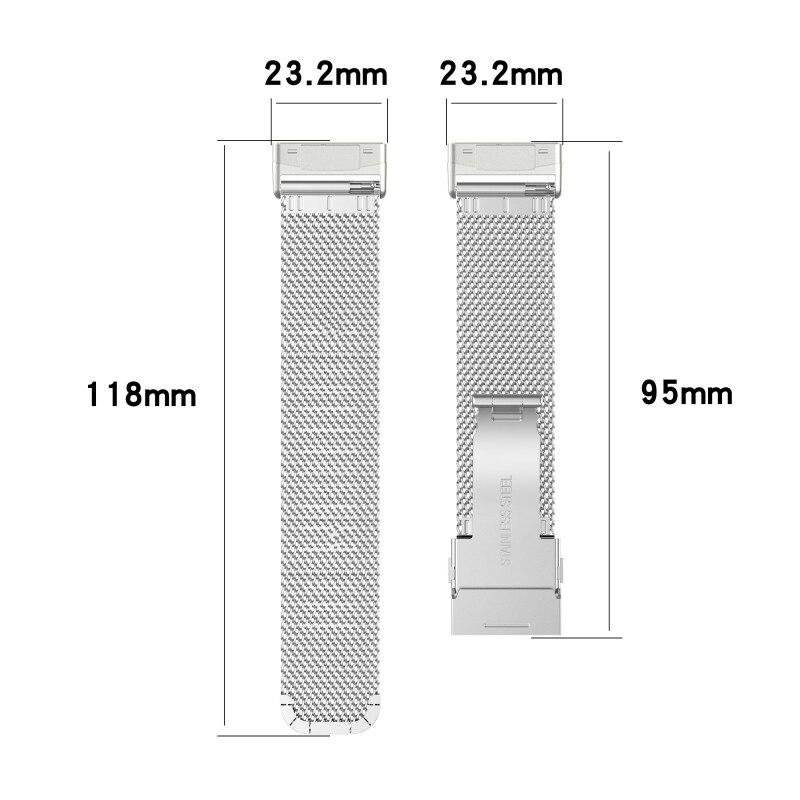 Заменить мужской t stainless стальной ремешок металлический