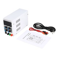 SKY TOPPOWER 30V 10A LED Display Adjustable Switching Regulator Double Display Switch Regulated Power DC Power Supply mayitr dc power supply adjustable switching regulated lcd dual digital display 30v 10a with power line