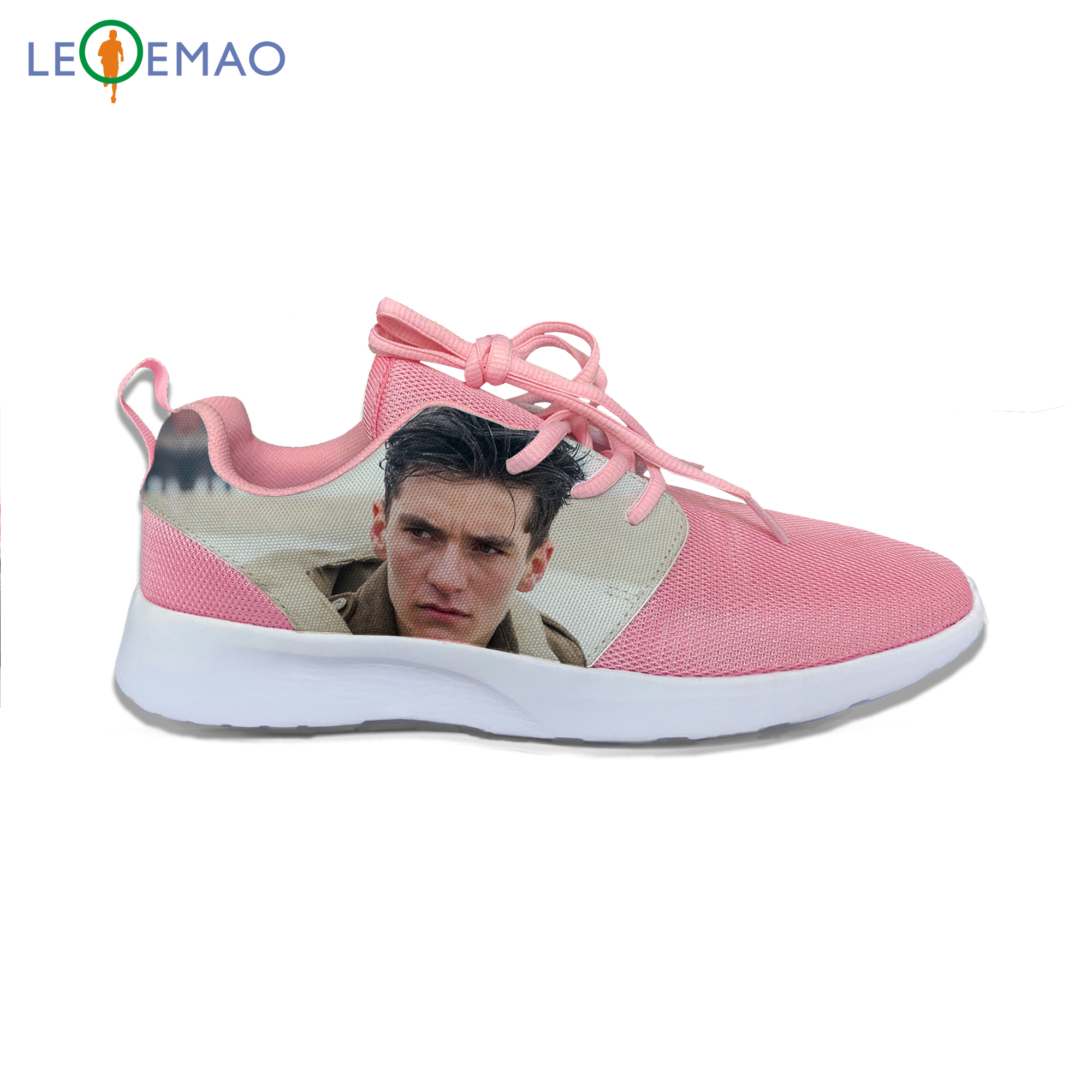 Running Shoes For Men Sneakers Hot Cool Vogue Handiness Breathable War Suspense Movie For Dunkirk Air Mesh Shoes Breathable image