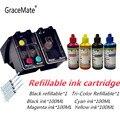 Многоразовый картридж для принтера HP 121 XL для Deskjet D2563 F4283 F2423 F2483 F2493 F4213 F4275