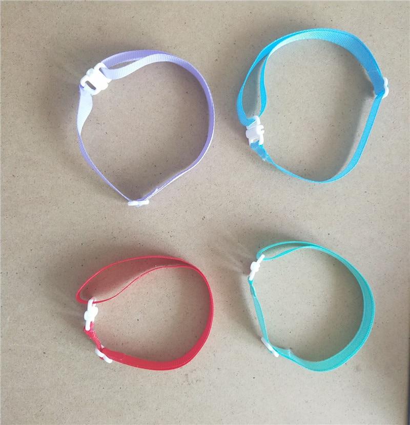 100Pcs/Lot  Dog Ties Collars Pet Dog Neckties Adjustable Ribbon Bowties Collars Accessories Pet Supplies 20-40CM*1CM