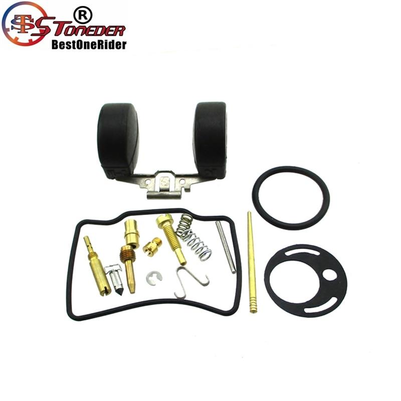 STONEDER PZ20 20mm Carburatore Kit di riparazione per ATV Quad Dirt JCL Roketa Baja Serbatoio Honda XR 80 XR80 XR80R CARB