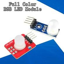 10 мм полноцветный RGB светодиодный модуль 140c5 электронные строительные блоки для Arduinos DIY стартовый комплект