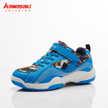 Badminton-Shoes Sneakers Kawasaki Outdoor Breathable for Kids Jogging Anti-Slippery Child