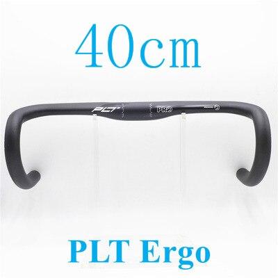 Shimano PRO PLT Road Bike Ergo Handlebar//Drop Bar 31.8mm x 40cm Black
