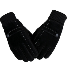 Мужские и женские спортивные зимние кожаные и Лайкровые перчатки для катания на лыжах, перчатки для катания на лыжах, аксессуары для сноуборда, перчатки