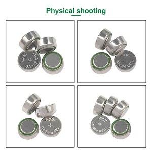 Image 5 - PHOMAX 10 pz/pacco giocattolo calcolatrice LR41 CX41 384 alcalina del tasto della batteria della batteria AG3 SR41 192 392A L736 batterie per orologi