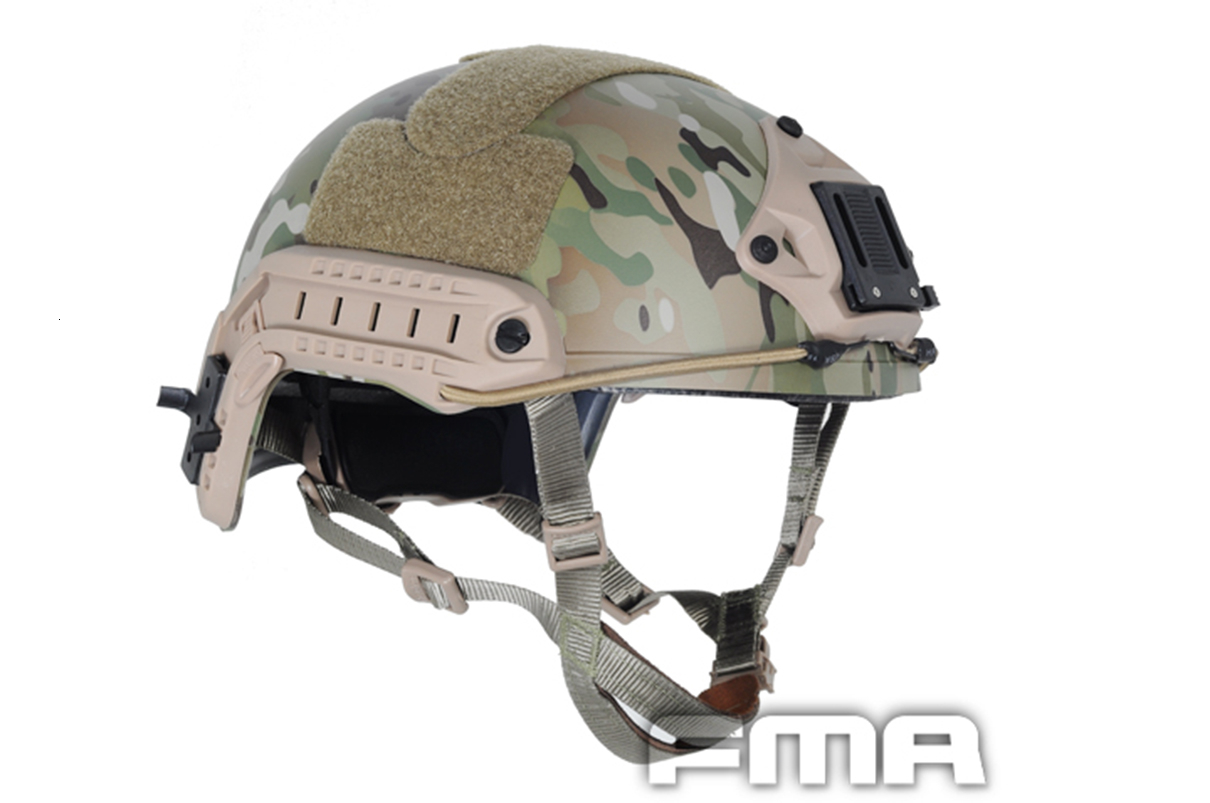 FMA airsoft helmet Outdoor Tactical OPS-Core Rapid Reaction Mountainous Military Rapid Reaction Helmet MC TBB60