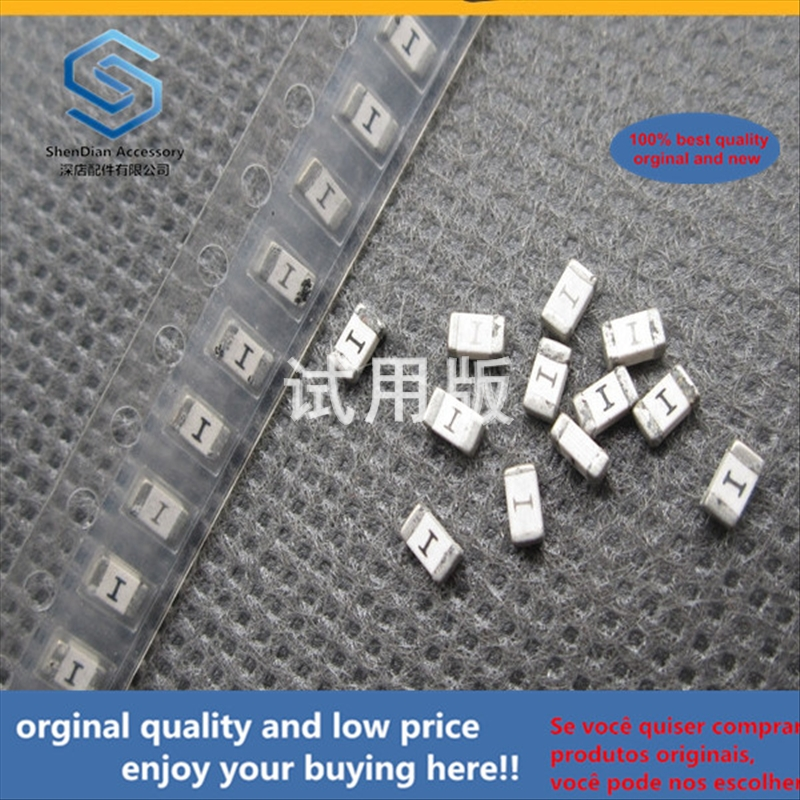 50pcs 100% Orginal New Best Quality PTC Chip Fuse F1206FA2000V063T Quick Break 1206 2A 63V Silk Screen I