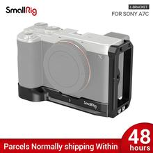 SmallRig Camera L-Bracket for Sony A7C w/ Arca-Type 1/4
