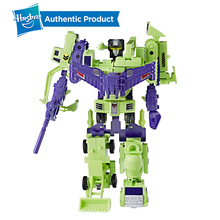 Hasbro Transformer GT Engineering Devastator Combiner 6 in 1 Alloy Metal Toys G1 Replica Action Figure Car Truck Model Gift цена 2017