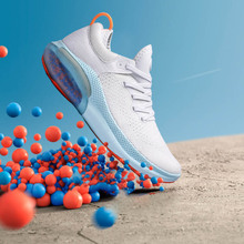 2020 Fashion Men Running Shoes air cushion particlrs Jogging Sneakers Men Gym Shoes Full Palm Damping Particles Elasticity Homme