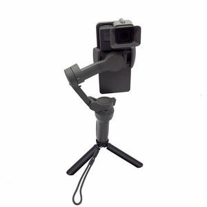 Image 4 - المحمولة المحمولة محول جبل قوس حامل ل DJI OSMO المحمول 3 إلى GoPro 5/6/7 جهاز موازنة الكاميرا ومنع انحرافها الملحقات