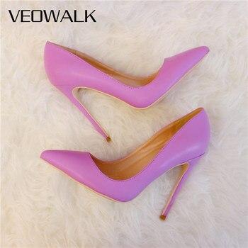 Купи из китая Сумки и обувь с alideals в магазине Veowalk Sexy Pumps Store