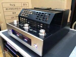 Image 5 - M12 HIFI Khuếch Đại Công Suất Cao Âm Thanh Stereo Nhà Bass AMP Bluetooth Ống Chân Không Amplificador Hỗ Trợ USB DVD MP3 220V hoặc 110V