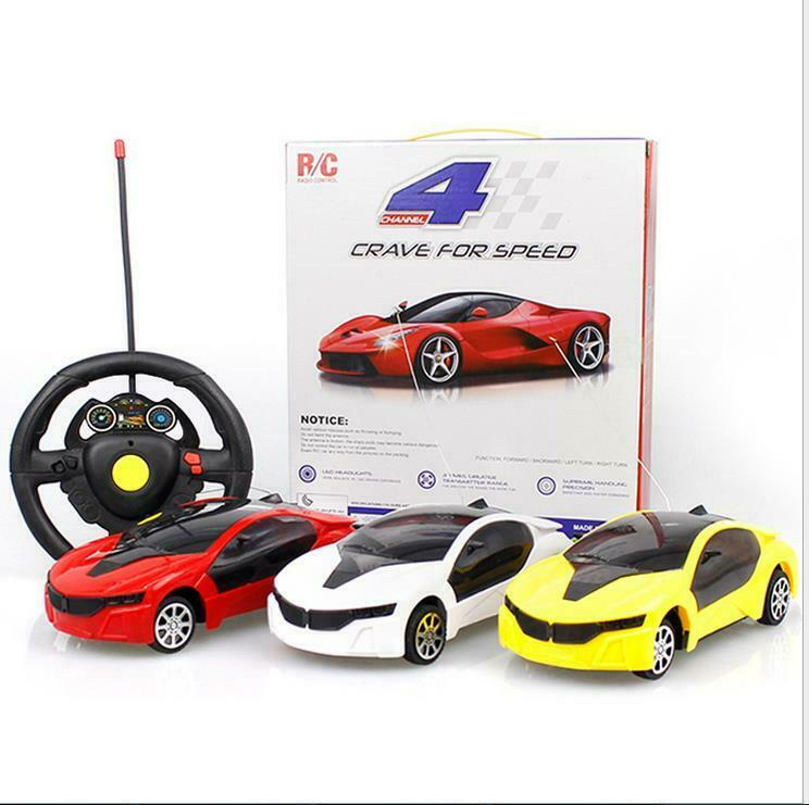 2019 Newest Hot Kids Toys Cars Radio Remote Control Car Vehicle Intellectual Exercise Xmas Gift