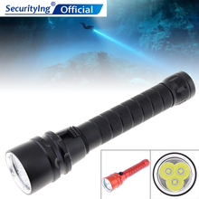 30000 Lumens Professional Scuba Diving Flashlight 3 L2 LED Portable Dive Torch 200M Underwater Waterproof Powerful Flashlights xml t6 l2 powerful battery flashlight diving professional portable dive torch underwater illumination waterproof flashlights