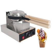 1400W Commercial Electric Egg Bubble Waffle Maker Non stick Pan Egg Ettes Puff Cake Iron Maker Machine 220V Egg Cake Oven