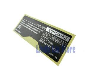 Image 3 - 20 stücke Neue Etiketten Zurück Aufkleber ersatz für Gameboy Advance/ SP/Farbe für GBA/ GBA SP/ GBC/GBP Spiel Konsole