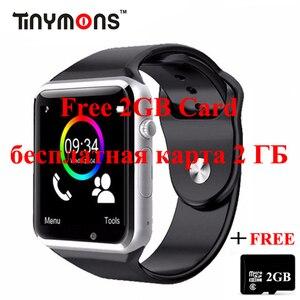 A1 WristWatch Bluetooth Smart