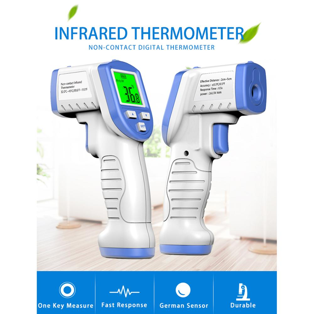 Image 2 - IN Stock Non contact Infrared Body Thermometer Digital Infrared 
