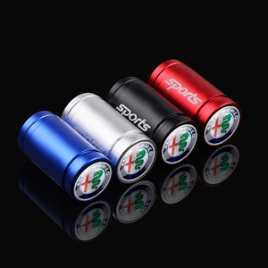 Image 2 - For Volvo Rdesign XC90 S60 XC60 V70 S80 S40 V50 V40 V60 C30 S70 Car Styling 4Pcs Sports Emblem Wheel Tire Valve Caps Stem Case